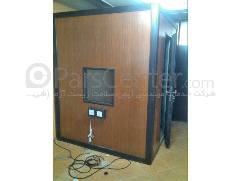 اتاقک آکوستیک ادیومتری و استودیو ضبط صدا و کنترل صوت