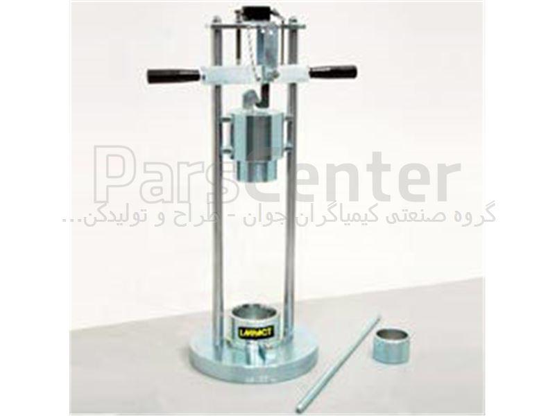 دستگاه تعیین مقاومت مصالح در برابر خرد شدن