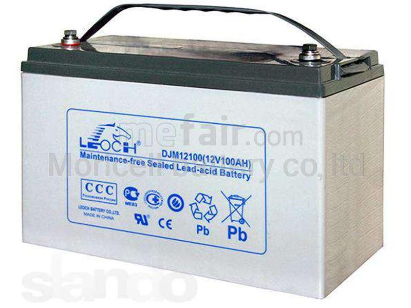 Leoch Battery 12v 100Ah