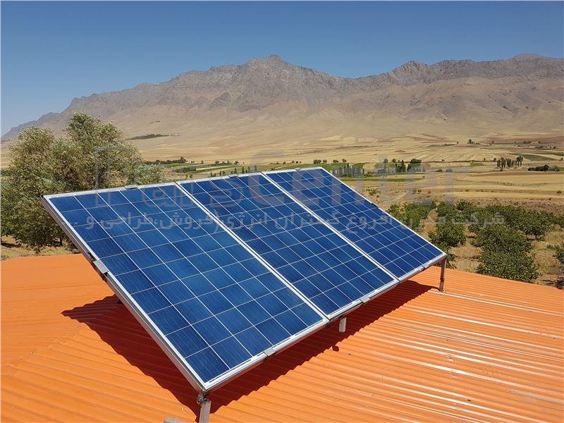 برق خورشیدی 15 کیلووات off grid