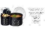 تولید کنسرو آش به صورت صنعتی مدل kpt 2018 food