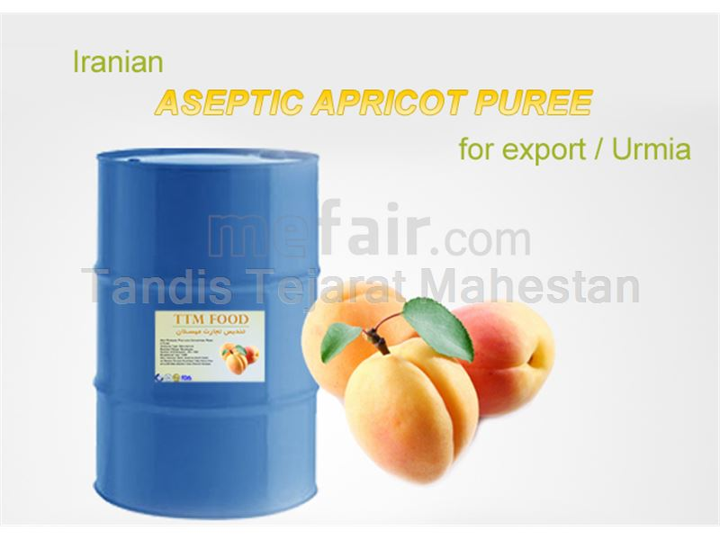 Export of apricot puree to Turkey & Russia