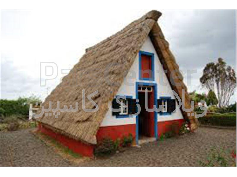 خانه سنتی گیلان .