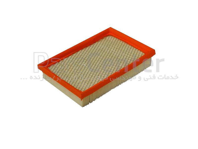 خط تولید دستگاه نیمه اتومات تولید فیلتر هوای شرکت ماشین سازی دز