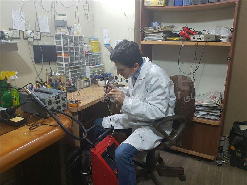 تعمیرات دوربین های کابلی