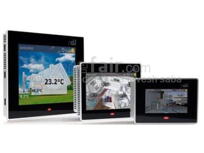Intelligent remote monitoring and control unit Vida Series VMS-TPX00