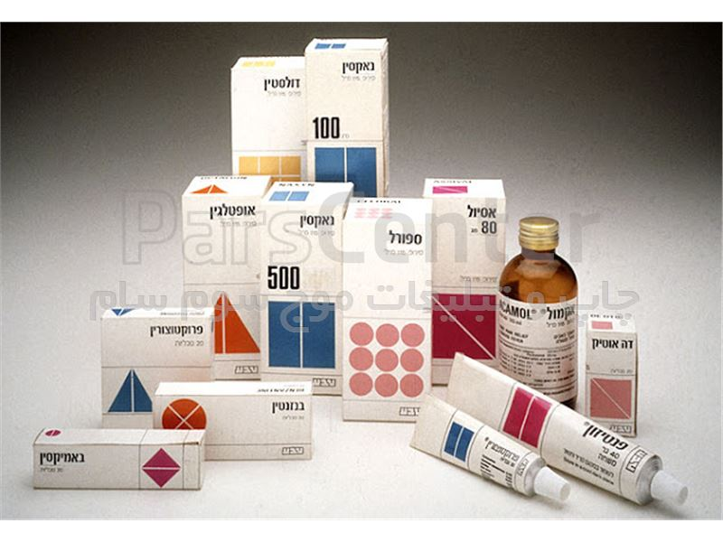 طراحی جعبه مواد دارویی