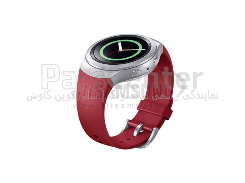 Samsung Gear S2 Band Red بند ساعت قرمز گییر اس 2 سامسونگ