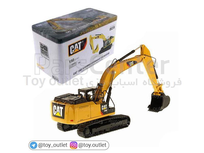 ماشین مدل (CAT 336E H Hybrid Hydraulic Excavator 1:50 (85279