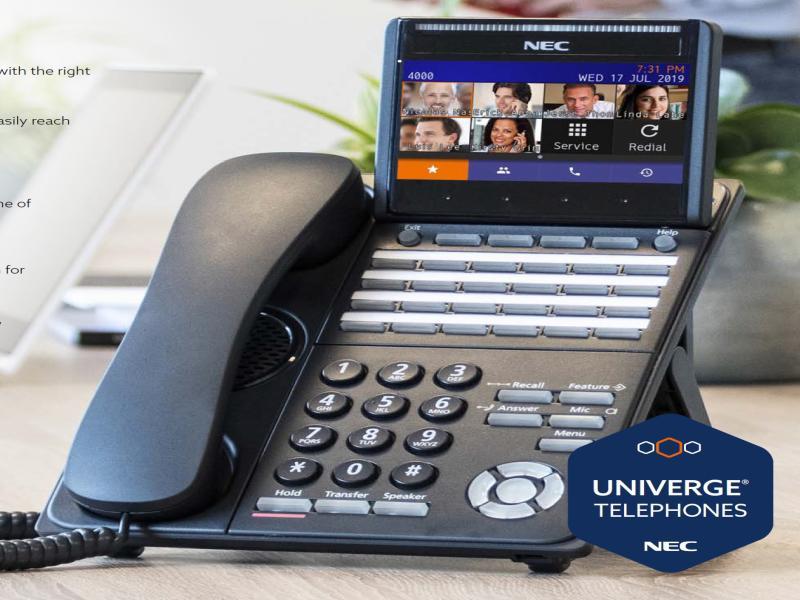تلفن NEC - IP