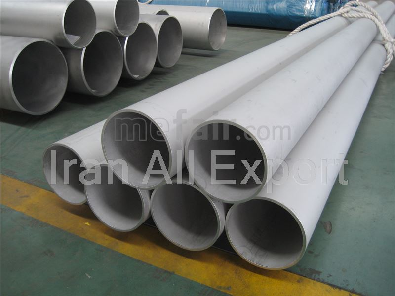 Stainless steel pipe from Iran to turkmenistan
