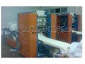 دستگاه تولید انواع دستمال جعبه ای فول کات