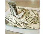 برش لیزری،طراحی و ساخت ماکت معماری،برش لیزری م