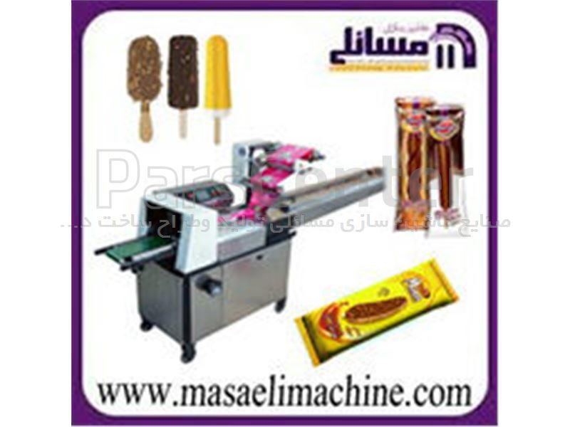 دستگاه بسته بندی بستنی، دست دوم صنایع مسائلی