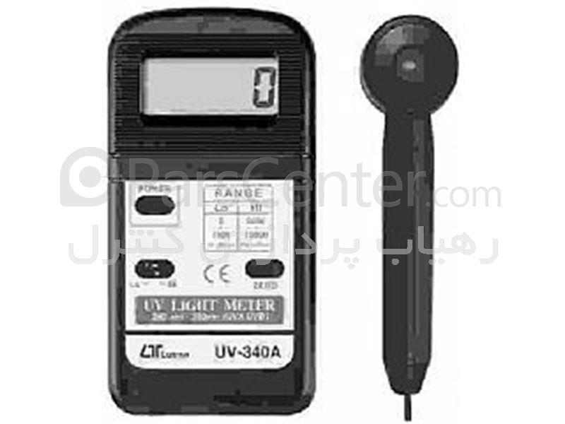 دستگاه اندازه گیری UV -UVلایت متر مدل uv-340