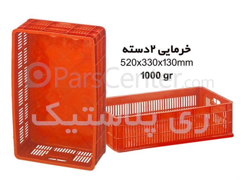 تولید کننده انواع سبد پلاستیکی