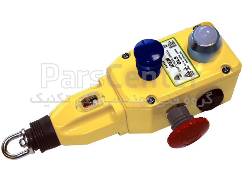 OMRON ER6022  SAFETY ROPE SWITCHES