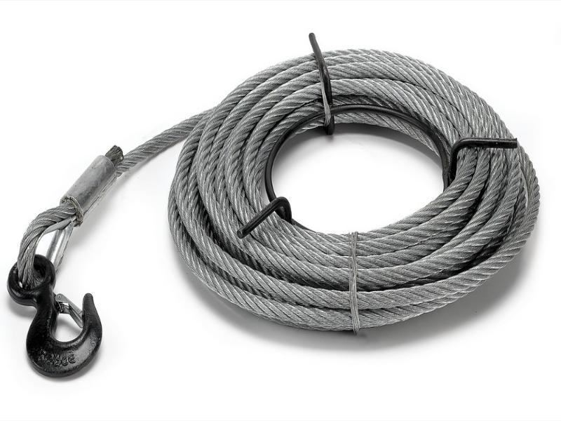 Carbon steel wire rope سیم بکسل فولادی