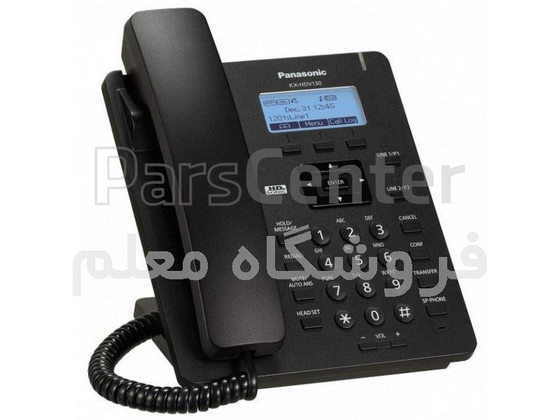 تلفن آی پی پاناسونیک KX-HDV130