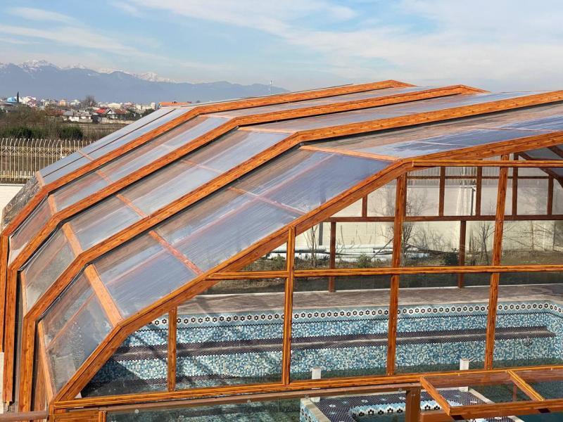 سقف استخر پاسارگاد پوشش ایرانیان
