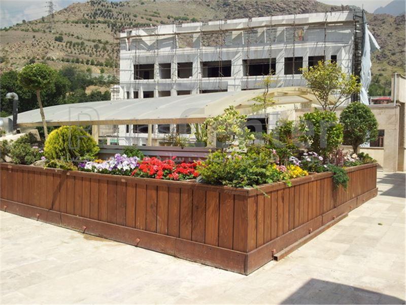 طراحی و ساخت فلاورباکس چوبی