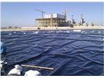 ساخت مخازن نفتی با ورق ژئوممبران در عسلویه