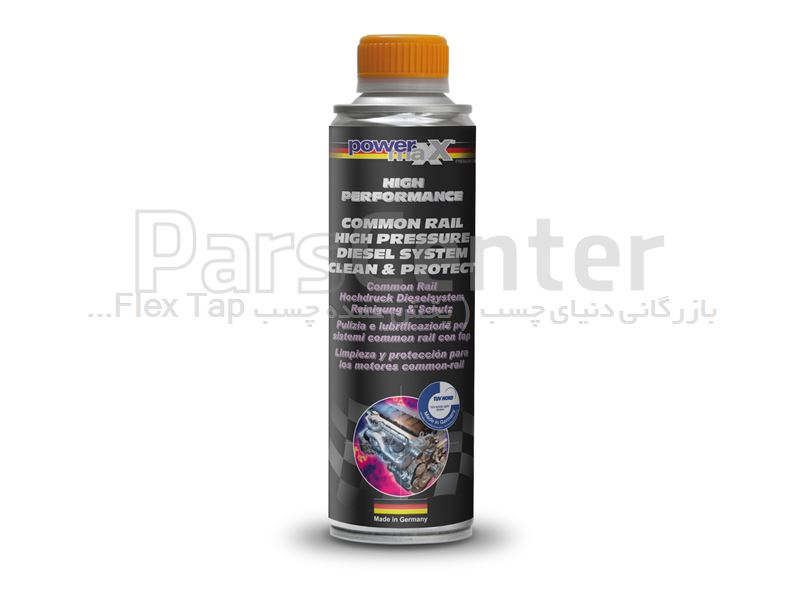 تمیز کننده و محافظ انژکتور دیزل پاورمکس POWERMAXX Diesel System Clean & Protector آلمان