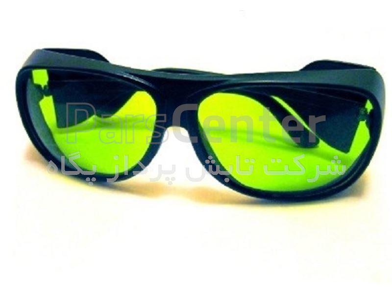 عینک محافظت  لیزر