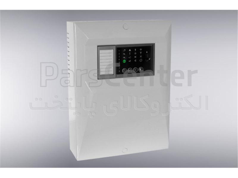 کنترل پنل 4 زون سیستم اعلام حریق یونی پاس FS4000-4