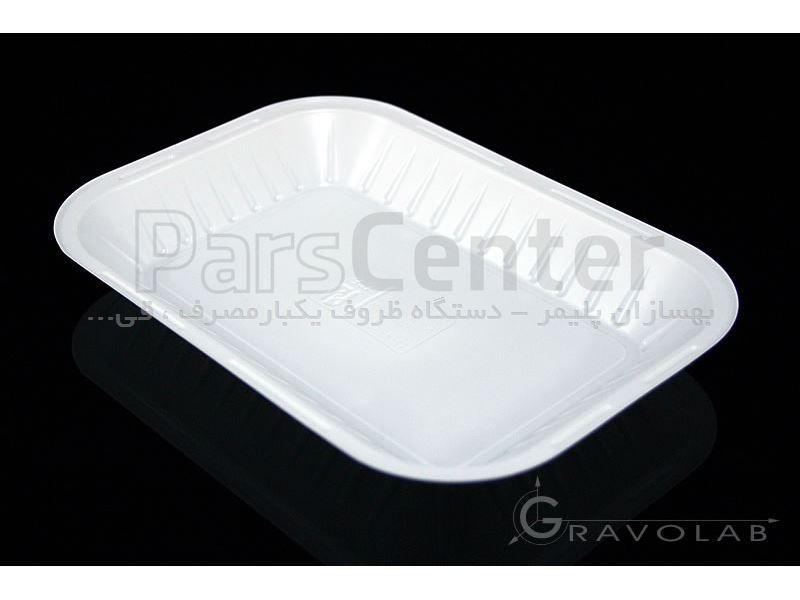 ظروف یکبارمصرف پلیمری pp . ps