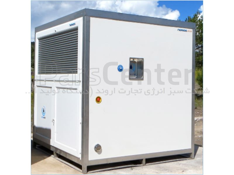 دستگاه تولید آب از هوا NERIOS.S10 خورشیدی سبز انرژی - Eole Water (800 لیتری)