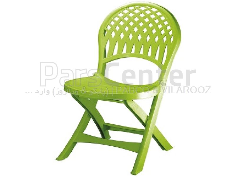 صندلی تاشو  پلاستیکی استلا