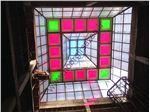 پوشش نورگیر سقفی در انواع مختلف طراحی(قوس,تونل,گنبد,نورگیر حبابی,هرم و....)