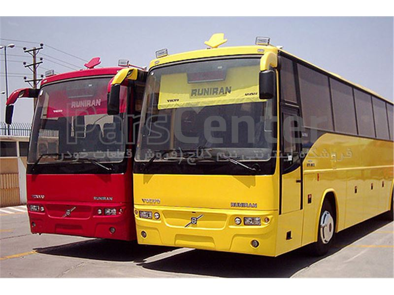 قطعات اتوبوس ولوو بی7 تیپ 3