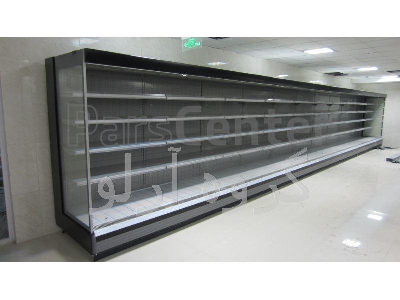یخچال فروشگاهی ایستاده - یخچال هایپر مارکت 10