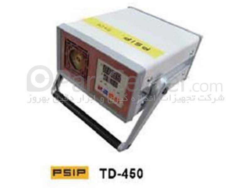 کوره کالیبراسیون خشک TD-450