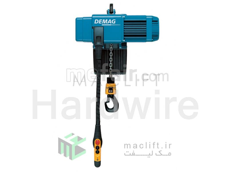 Demag Electric Hoist