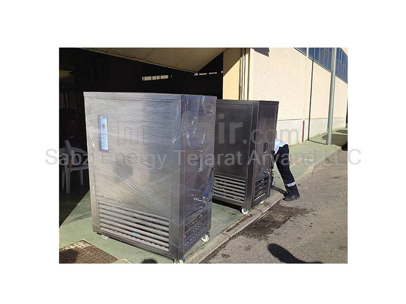 Atmospheric Water Generator 500 L/Day (AWG)
